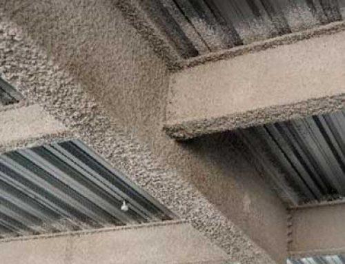 معیار پذیرش ضخامت پوشش ضد حریق سازه اسکلت فلزی