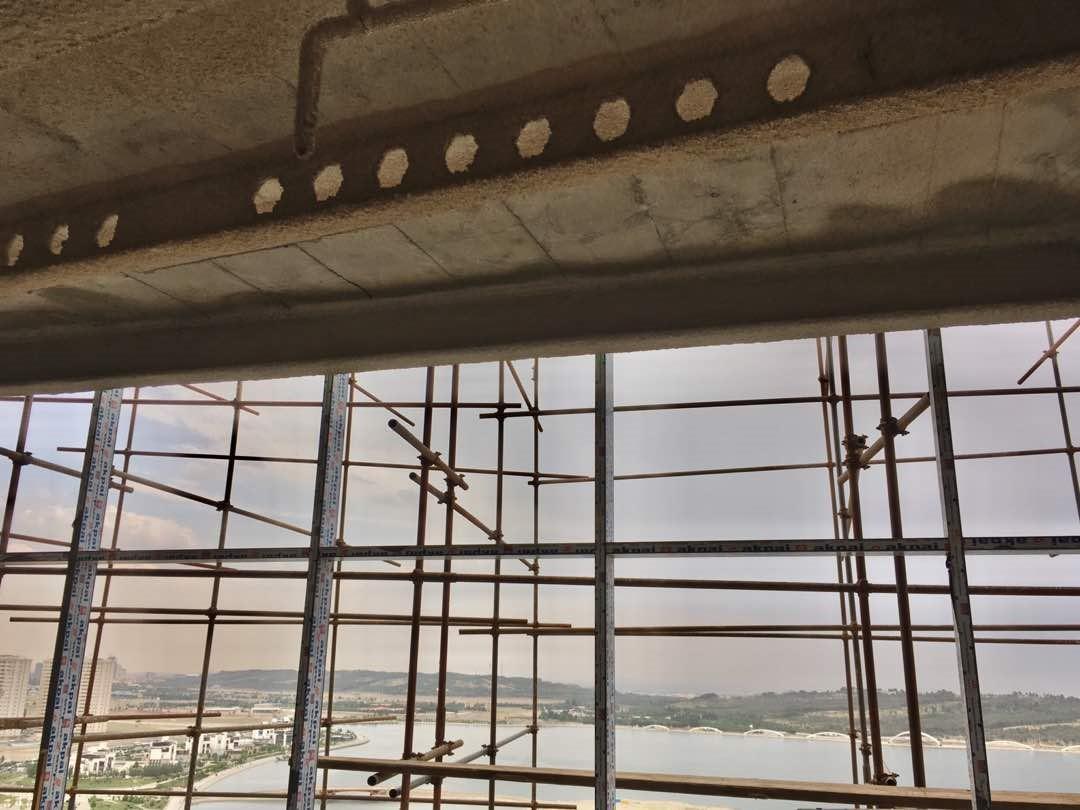 پوشش محافظ حریق ساختمانی نفکو